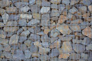 Gabionen können mehr sein als nur Zaun | stiftundzettel.de